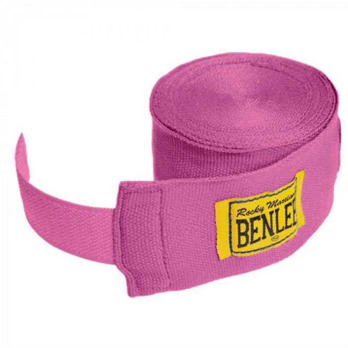 Боксерские бинты Benlee Elastic (195002/2001) Rose 3 м